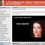 FPJQ :: Relève de l'année en photographie de presse 2012