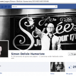 Simon Delisle, Humoriste :: Photo Profil Facebook