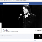 Franky, Humoriste :: Photo Profil Facebook