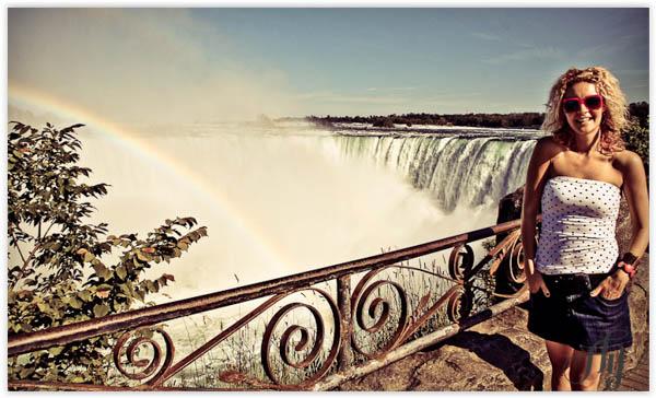 Chutes Niagara, Canada