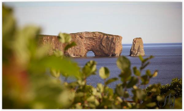 Rocher Percé, Canada