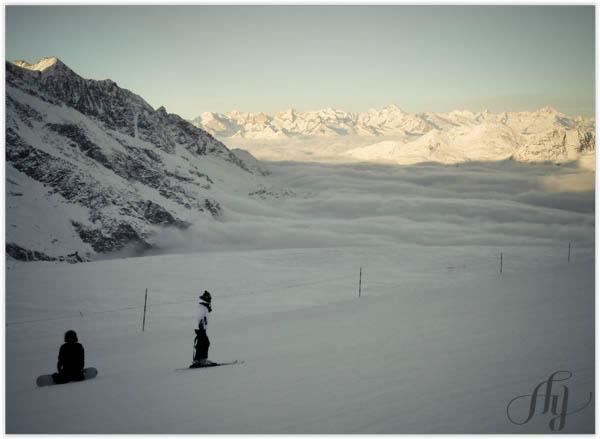 Alpes, Suisse