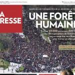 """""""Jour de la Terre"""" :: La Une de la Presse, 23 avril 2012"""