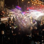 Marche nocturne des étudiants
