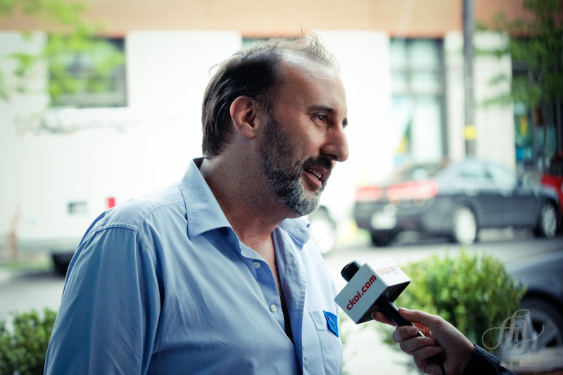 Conférence de Presse :: La St-Jean des Humoristes 2012