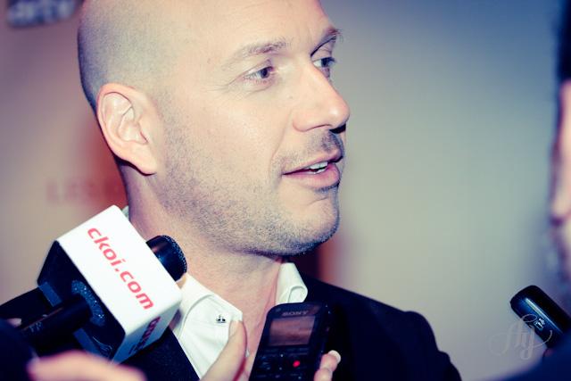 Salle de Presse :: Gala les Olivier 2012