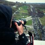 Ma photo a fait la UNE de la Presse :: 23 avril 2012