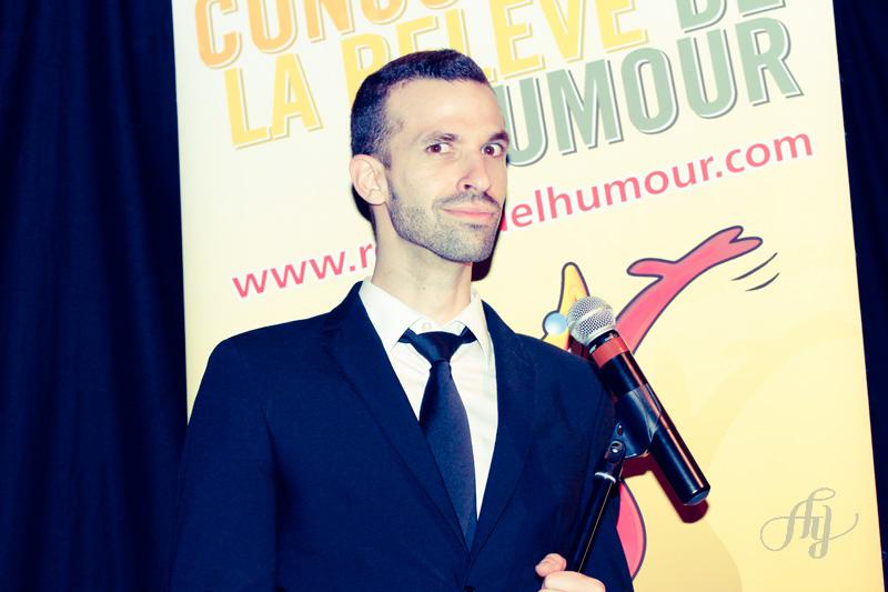 Humoriste :: Olivier Martineau