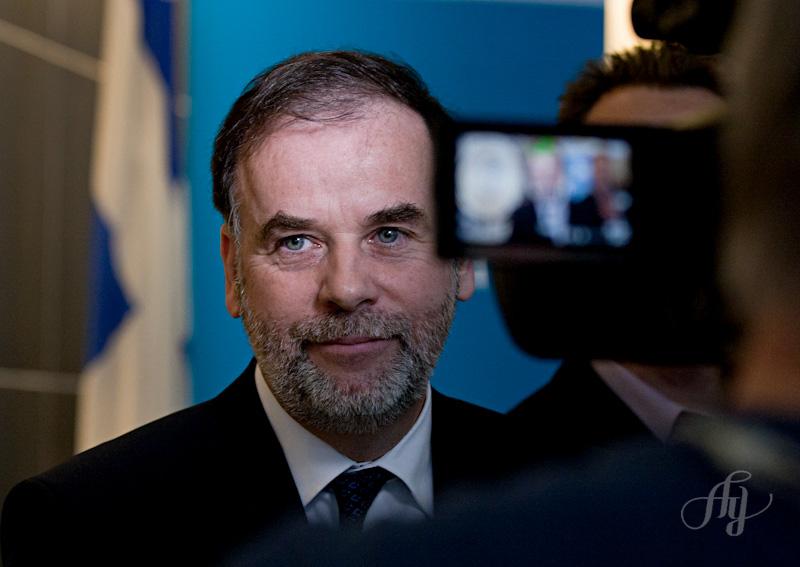 Stage à La Presse :: Conférence de presse