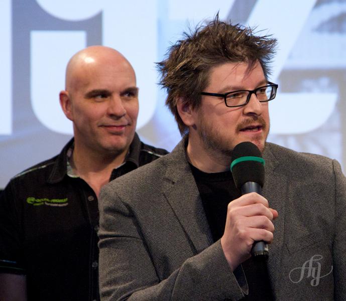 Stage à La Presse :: Conférence de presse à Radio-Canada