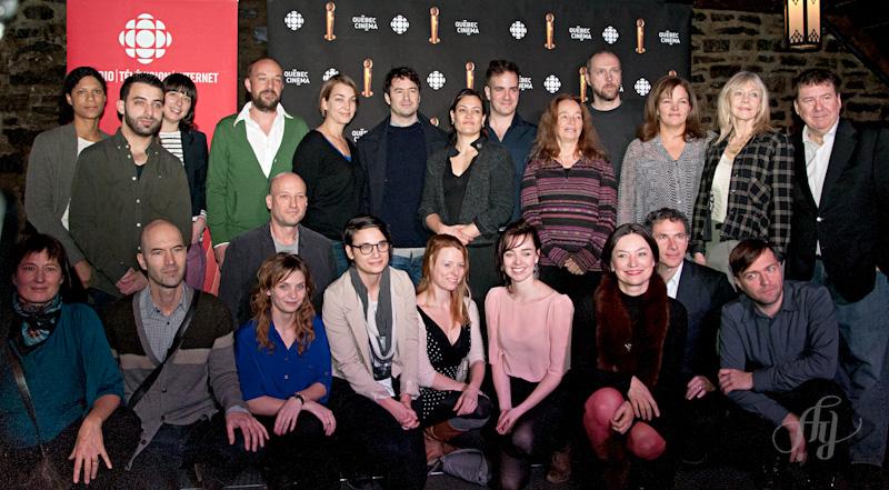 Stage à la Presse :: Nominations de la Soirée des Jutra 2013