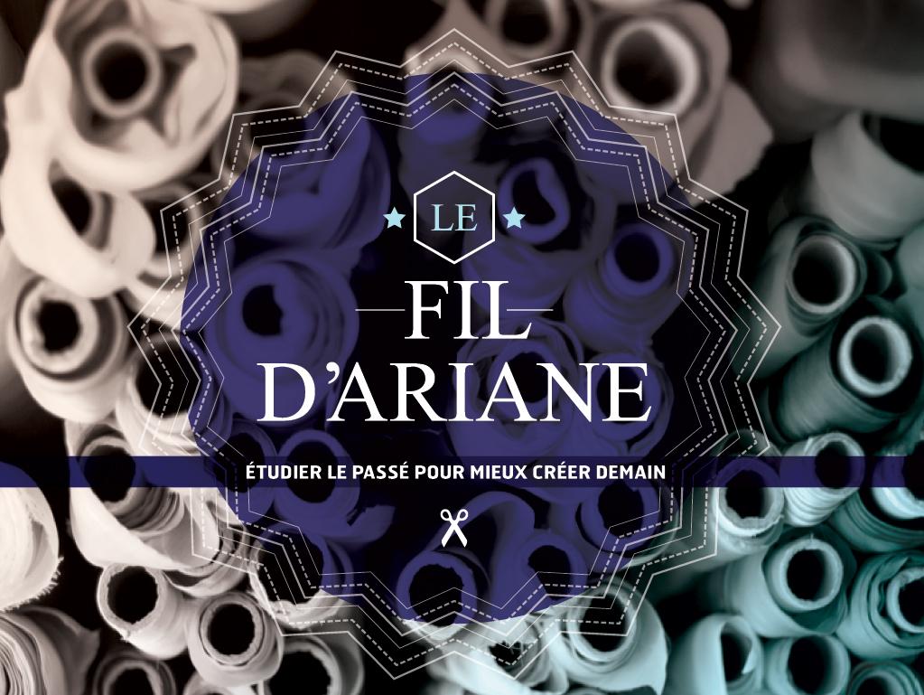 Présentation du projet sur les métiers de la couture :: Le fil d'Ariane. PHOTOS : ANNE GAUTHIER / DIRECTION ARTISTIQUE : MAÏA WALLIS