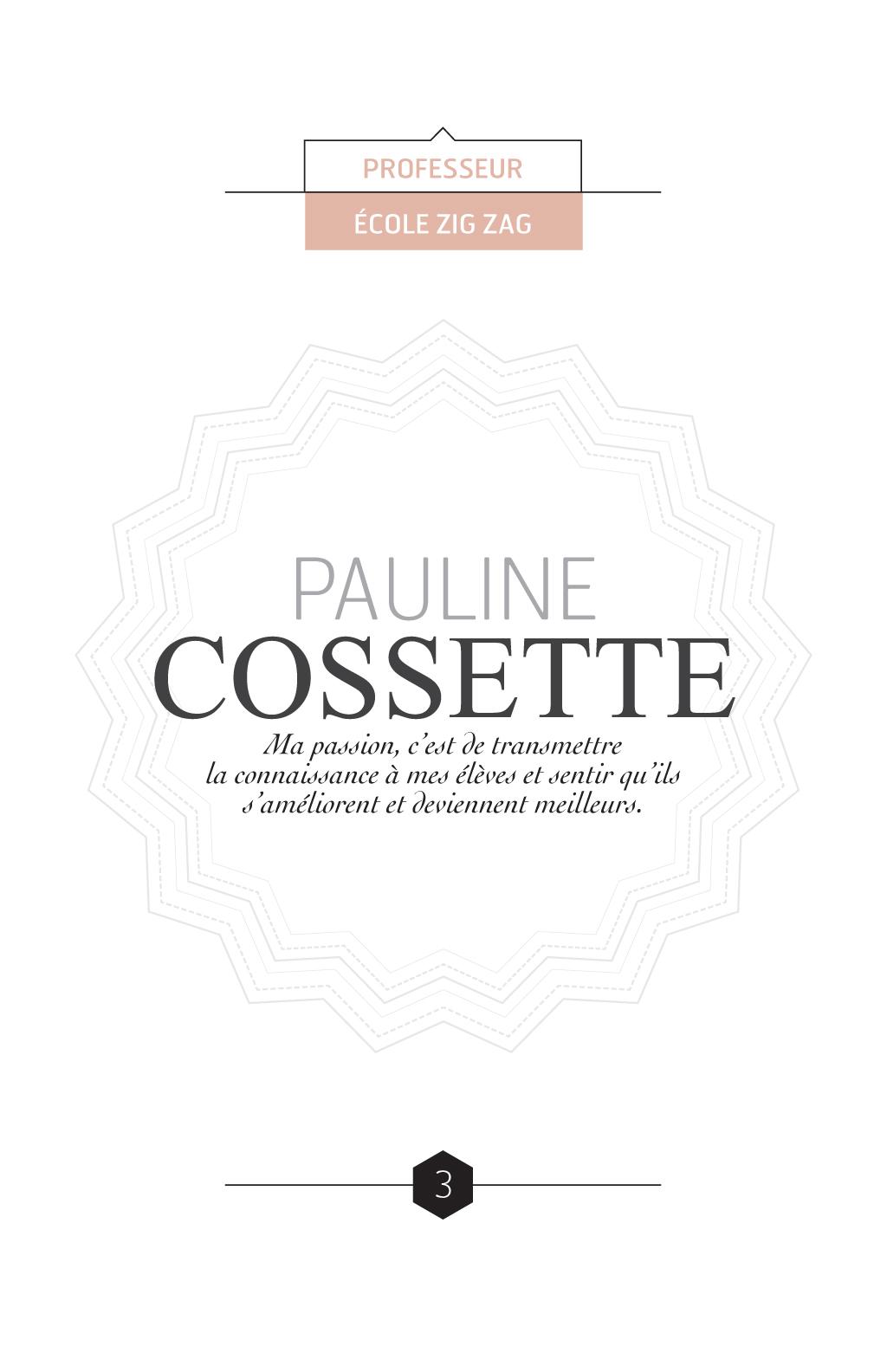 Reportage sur les métiers de la couture à Montréal :: Le fil d'Ariane # 3 :: Pauline Cossette, École de coupe et couture