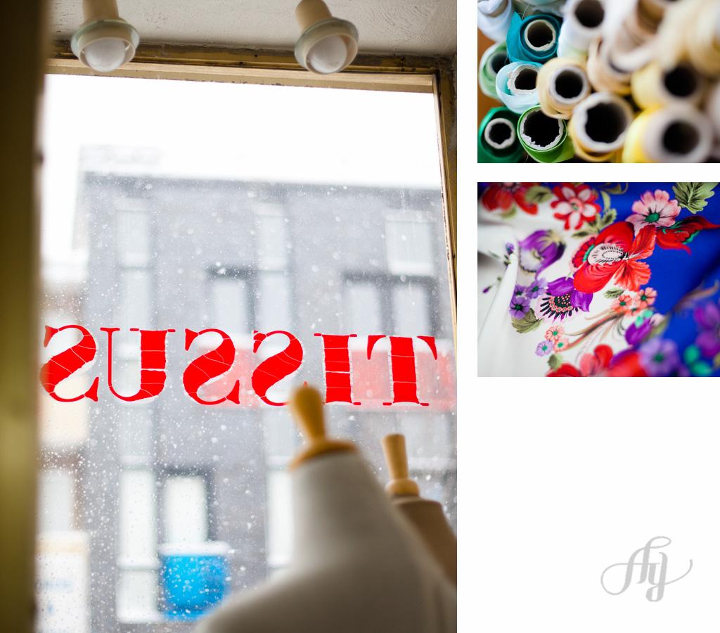 Reportage :: Le fil d'Ariane #8 avec le spécialiste en textile :: Jean Grayeb. PHOTOS : ANNE GAUTHIER